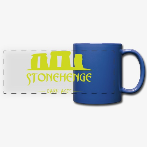 STONEHENGE - Tazza colorata con vista
