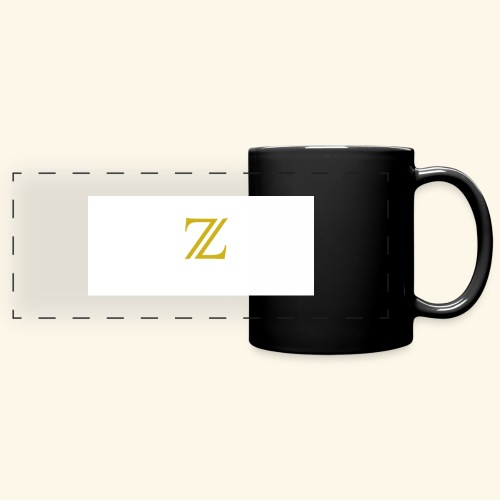 zaffer - Tazza colorata con vista