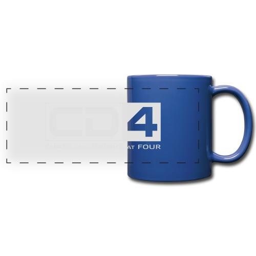 cd4 logo dikker kader bold font - Panoramamok gekleurd