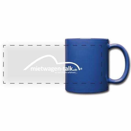 Mietwagen-Talk.de Fan Shop - Panoramatasse farbig
