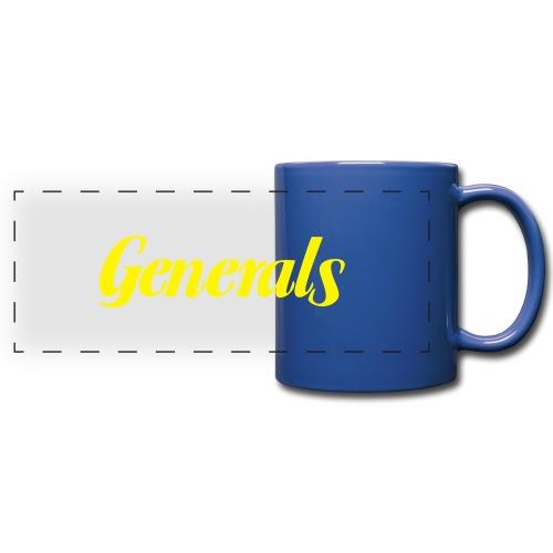 Generals - Panoramatasse farbig