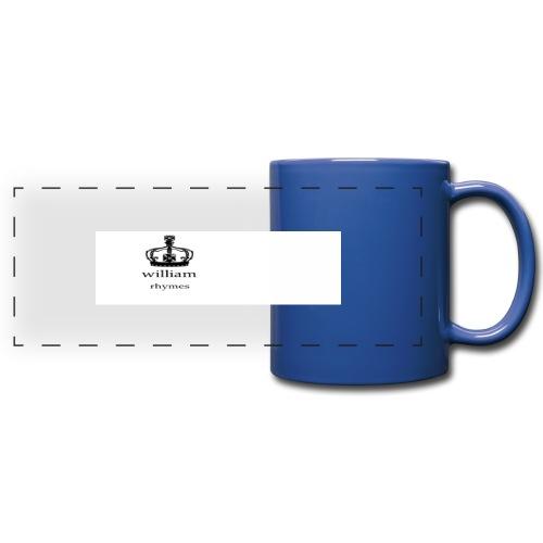 william - Full Color Panoramic Mug