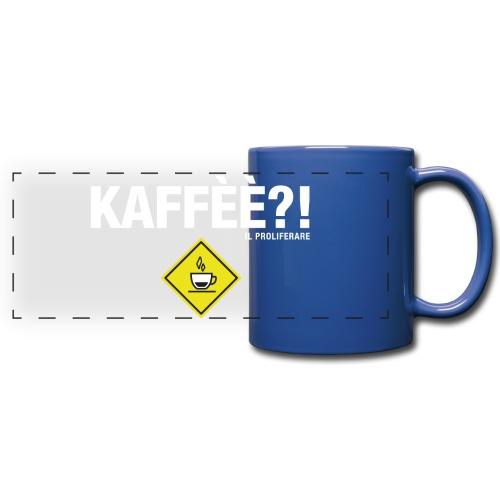 KAFFÈÈ?! - Maglietta da donna by IL PROLIFERARE - Tazza colorata con vista