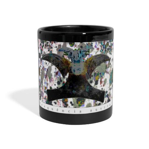 Blue Mojitos (w) - Full Colour Panoramic Mug