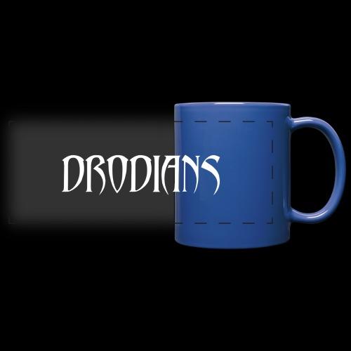 DRODIANS WHITE - Full Color Panoramic Mug