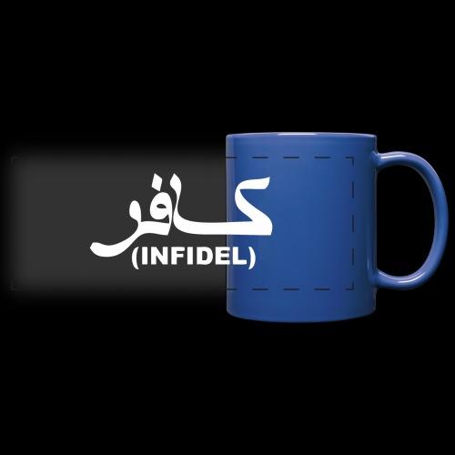 INFIDEL - Full Color Panoramic Mug