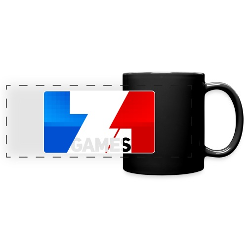 9815 2CZoominGames so MLG - Full Colour Panoramic Mug