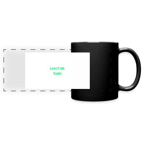 LetsTalk ColU - Full Color Panoramic Mug
