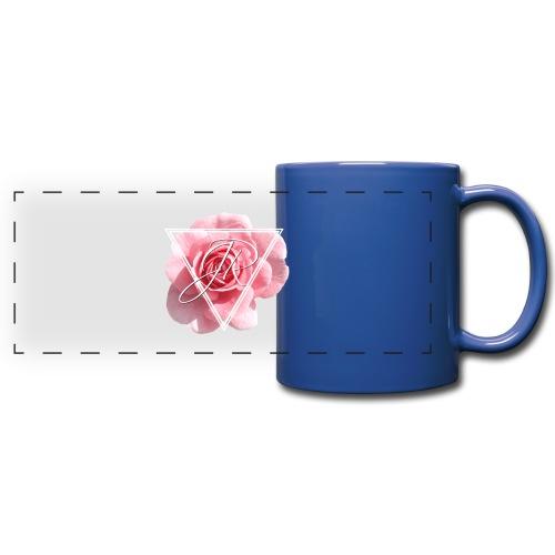 Rose Logo - Full Colour Panoramic Mug