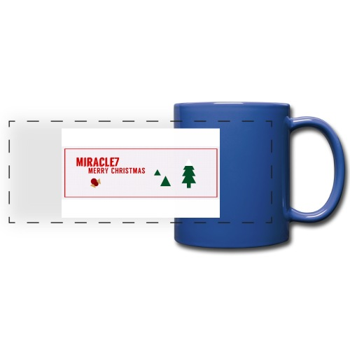 Christmas Exclusive - Full Colour Panoramic Mug