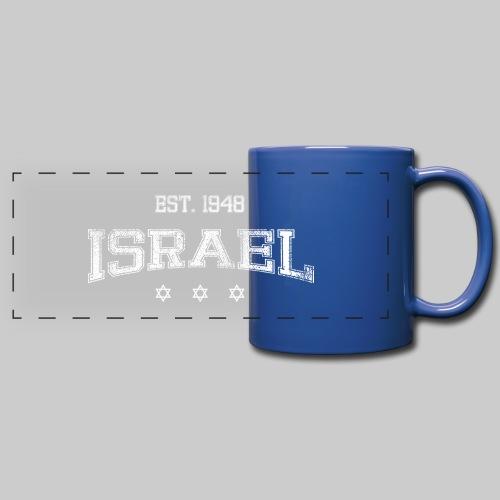 ISRAEL-white - Full Color Panoramic Mug