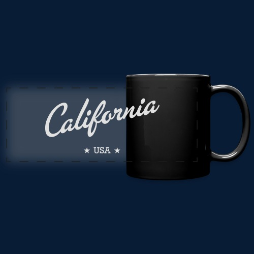 California - Panoramatasse farbig