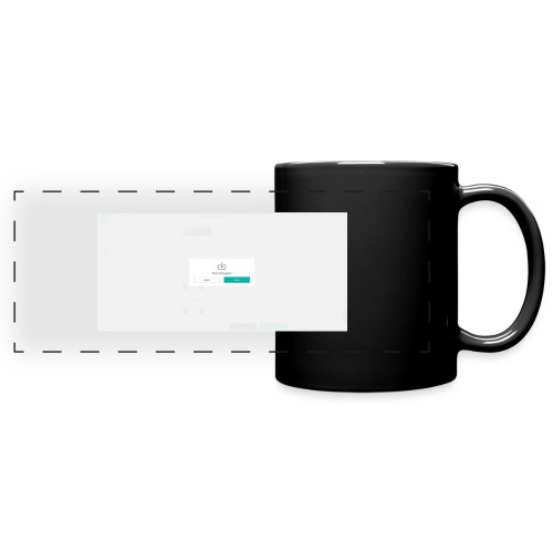 dialog - Full Colour Panoramic Mug
