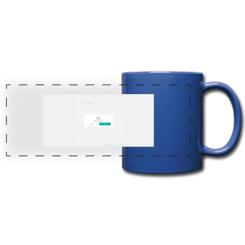 dialog - Full Color Panoramic Mug