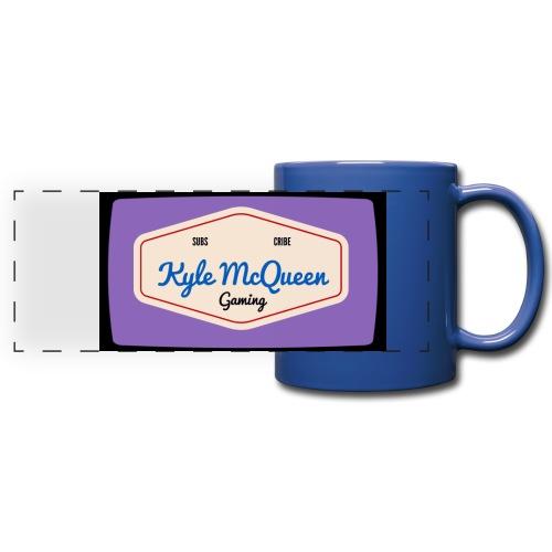tvlogo jpg - Full Color Panoramic Mug