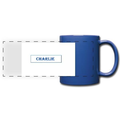 Charlie - Full Colour Panoramic Mug