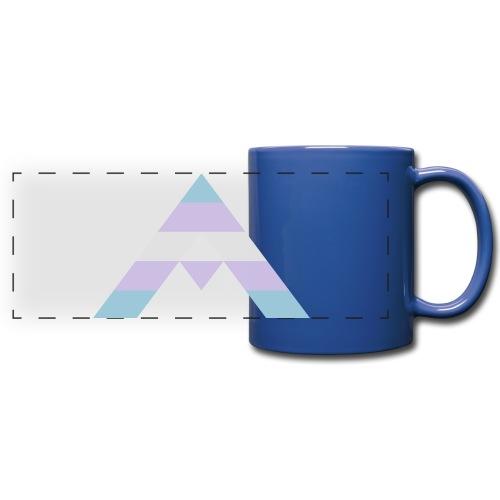 shirt_ally_trans - Färgad panoramamugg