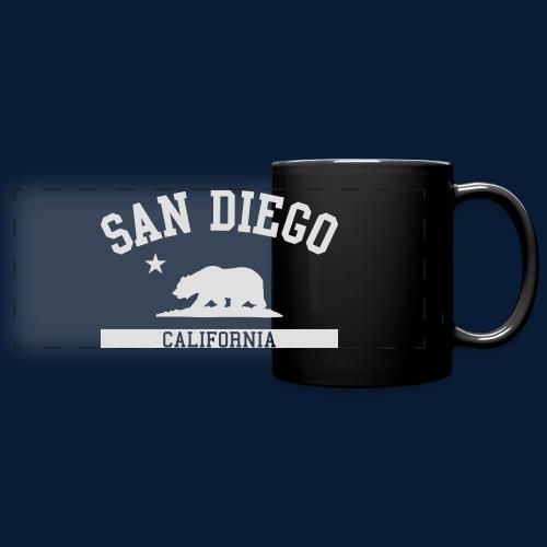 San Diego - Panoramatasse farbig