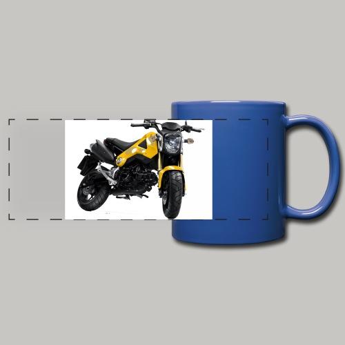 Grom Motorcycle (Monkey Bike) - Full Color Panoramic Mug