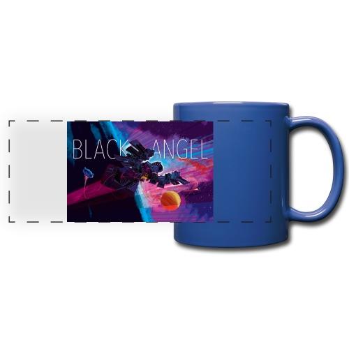 BLACK ANGEL COVER ART - Mug panoramique uni