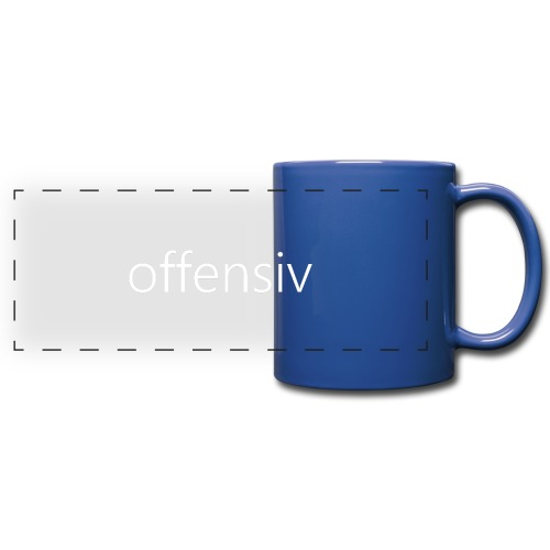 offensiv t-shirt (børn) - Panoramakrus, farvet