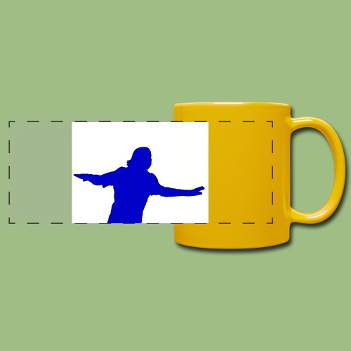 Drogba CFC - Färgad panoramamugg