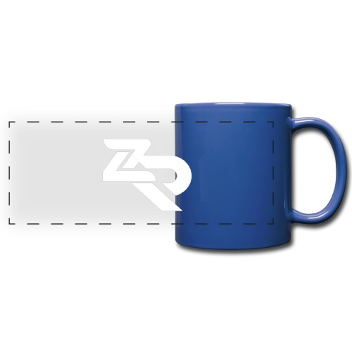 ZR Hoodie - Panoramakrus, farvet