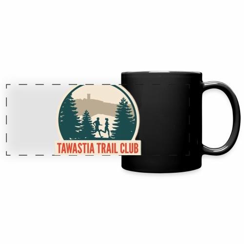 TawastiaTrailClub - Panoraamamuki värillinen