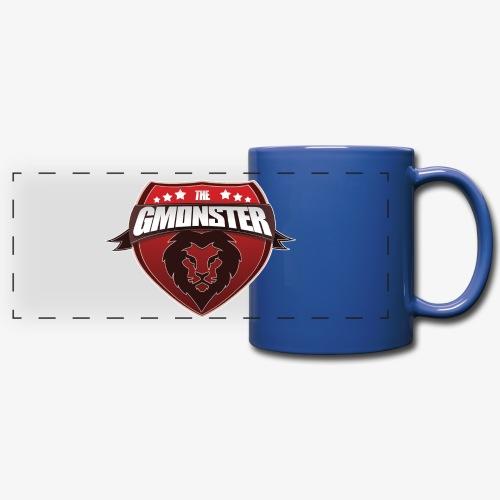 TheGMonster Logo Grand - Mug panoramique uni