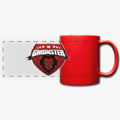 TheGMonster Logo Grand - Mug panoramique uni