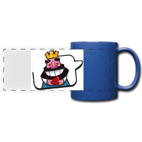 Cartoon - Tazza colorata con vista