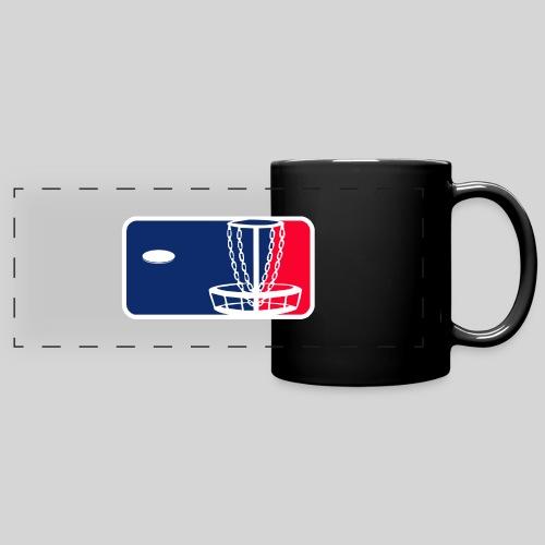 Major League Frisbeegolf - Panoraamamuki värillinen