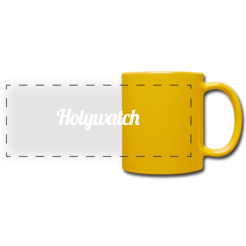Holywatch Hoodie - Panoramamok gekleurd