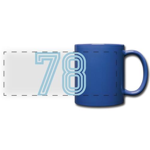 Football 78 - Full Colour Panoramic Mug