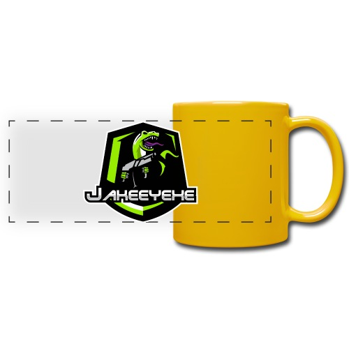 JakeeYeXe Badge - Full Colour Panoramic Mug