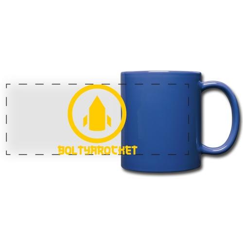Bolt Ya Rocket - Full Color Panoramic Mug