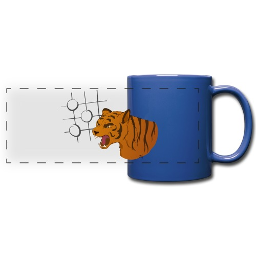 Tiger Mouth - Mug panoramique uni