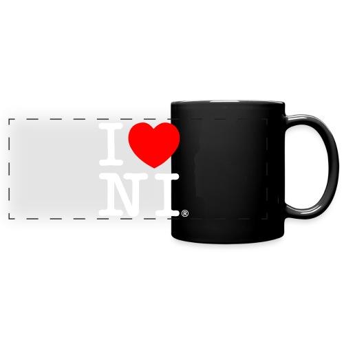 I love NI - Full Colour Panoramic Mug