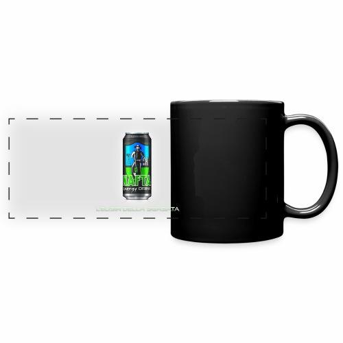 Nafta Energy Drink - Tazza colorata con vista