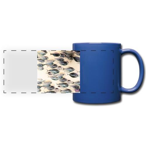 Poissons - Mug panoramique uni