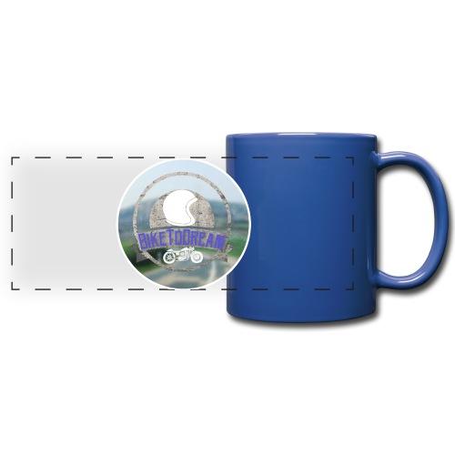BikeToDream - Mug panoramique uni