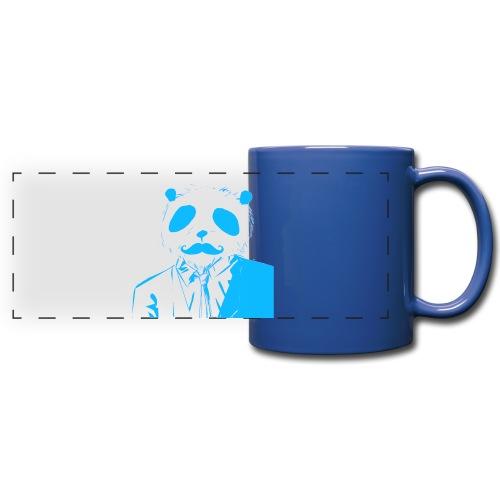 BluePanda Logo - Full Colour Panoramic Mug