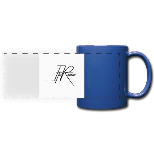 Small logo white bg - Full Colour Panoramic Mug