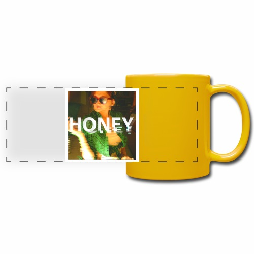 Honey - Mug panoramique uni