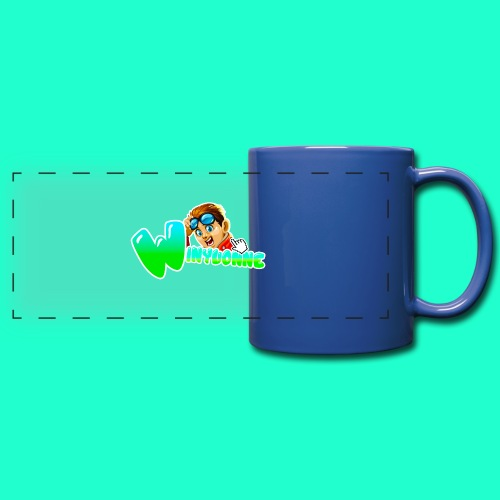 Character ^^ - Full Colour Panoramic Mug