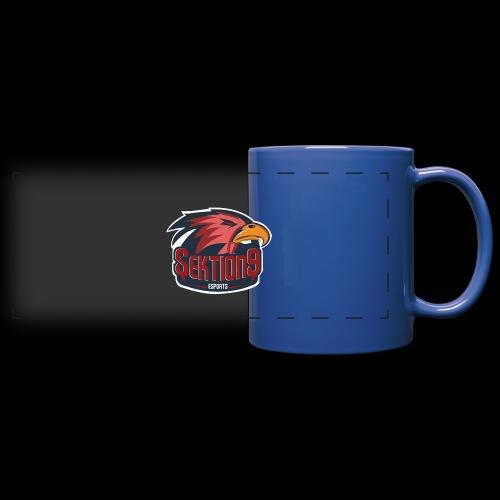 Sektion9 logo Rot - Panoramatasse farbig