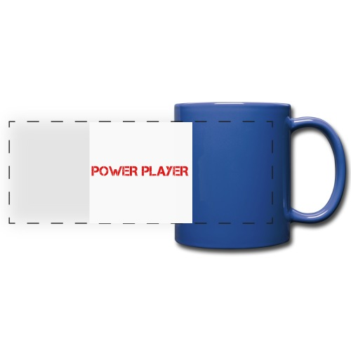 Linea power player - Tazza colorata con vista