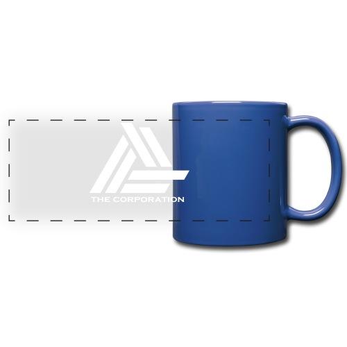 wit metnaam keertwee png - Full Colour Panoramic Mug
