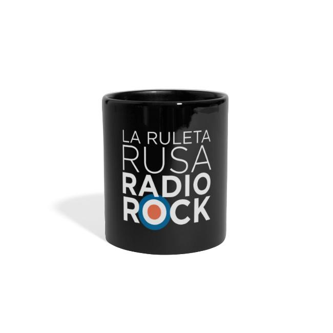 La Ruleta Rusa Radio Rock. Retrato blanco