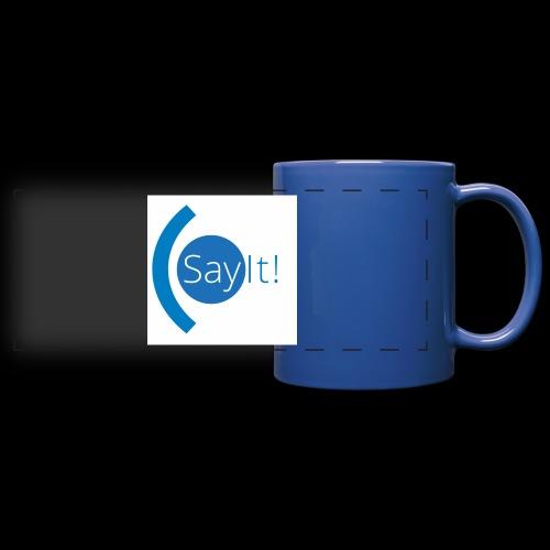 Sayit! - Full Colour Panoramic Mug